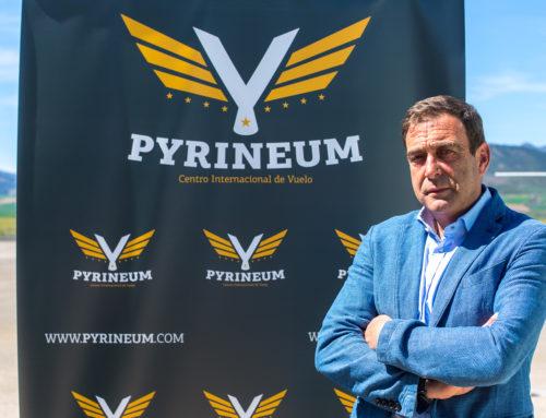 El nuevo centro internacional de vuelo Pyrineum refuerza los atractivos turísticos del Pirineo navarro