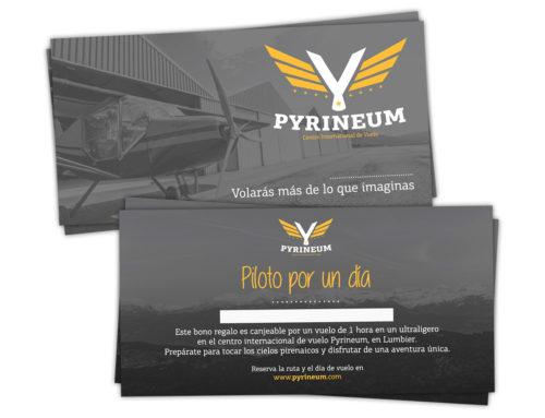 Regala una experiencia inolvidable, regala Pyrineum