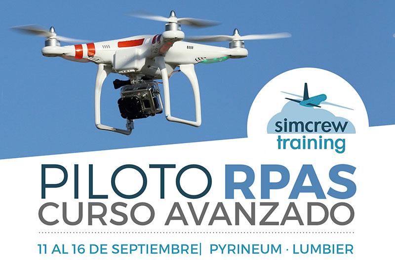 Curso RPAS Pyrineum | Drones Pamplona