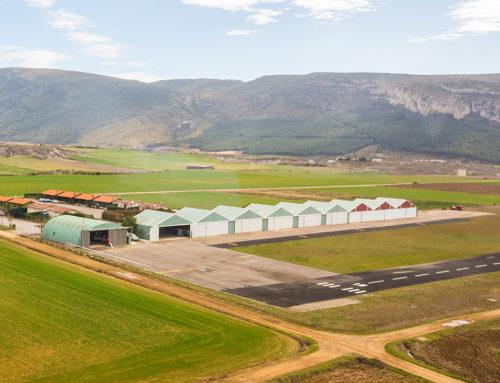Pyrineum pasa de ser centro de vuelo a aeródromo
